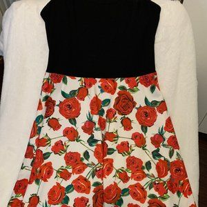 Dresses & Skirts - Beautiful Retro Style Dress - Great for a Wedding